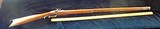 Vintage 32 cal Full Stock Kentucky Squirrel Rifle