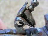 Antique English Flintlock Derringer by Henry Nock of London - 6 of 15