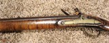 Lancaster County Antique Flintlock Full Stock Rifle with 1803 Documents - 5 of 15