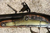 Lancaster County Antique Flintlock Full Stock Rifle with 1803 Documents - 8 of 15
