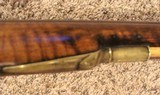 Lancaster County Antique Flintlock Full Stock Rifle with 1803 Documents - 11 of 15