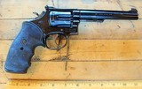 "S&W Target 17-3 Revolver 22 cal. 6"" Barrel Smith and Wesson"