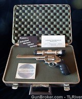 """8 3/8"""" S&W 629 with Leupold & Extras Smith & Wesson"""