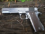 colt prewar-postwar super 38