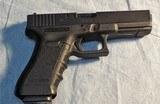 Glock 22 Gen 3 .40 S&W Pistol Used