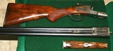 L.C. SMITH=HUNTER=12 GAUGE=SIDE by SIDE=30 INCH=FULL & FULL=Three (3) inch chambers=EJECTORS=