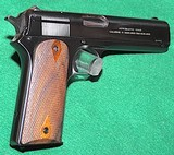 COLT = MODEL 1905 = .45 RIMLESS = .45 ACP = PROFESSIONALLY RESTORED = FLAWLESS FINISH = SECOND SET OF CUSTOM GRIPS