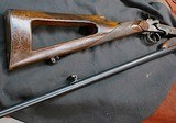 POACHERS=FOLDING=.410=SKELETON STOCK=30 Inch Octagon to Round Tapered Barrel=Never touched , original