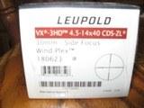 leupold vx 3hd 4.5 14x40 cds zl