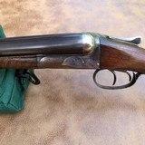 "A.H. Fox Sterlingworth Trap 12ga rare 32"" barrels"