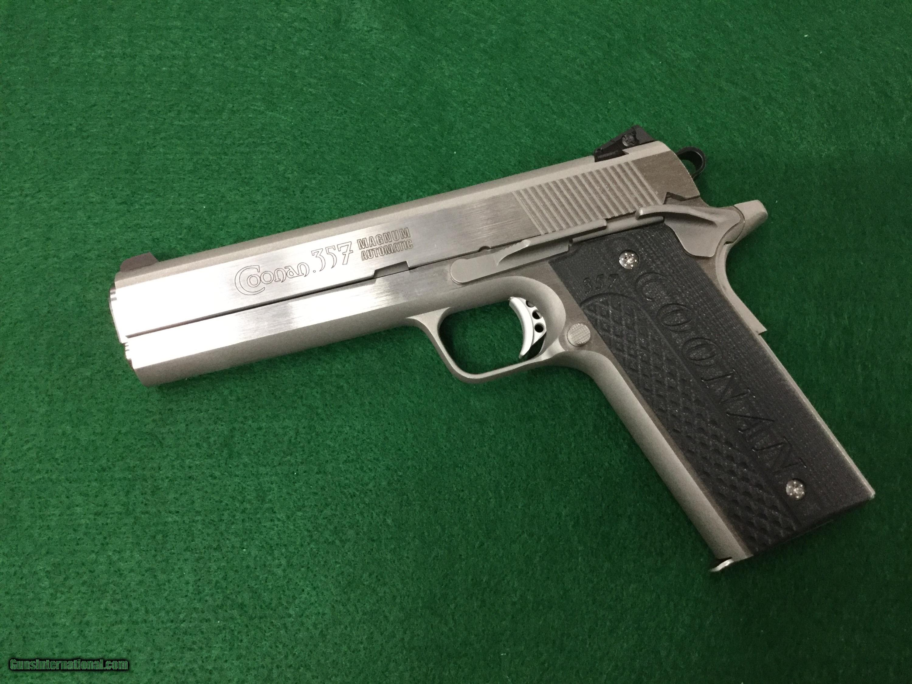 Coonan 357mag 1911 style