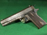 Colt 1911 45acp (1918)