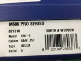 S&W 686 Pro Series 357mag - 5 of 5