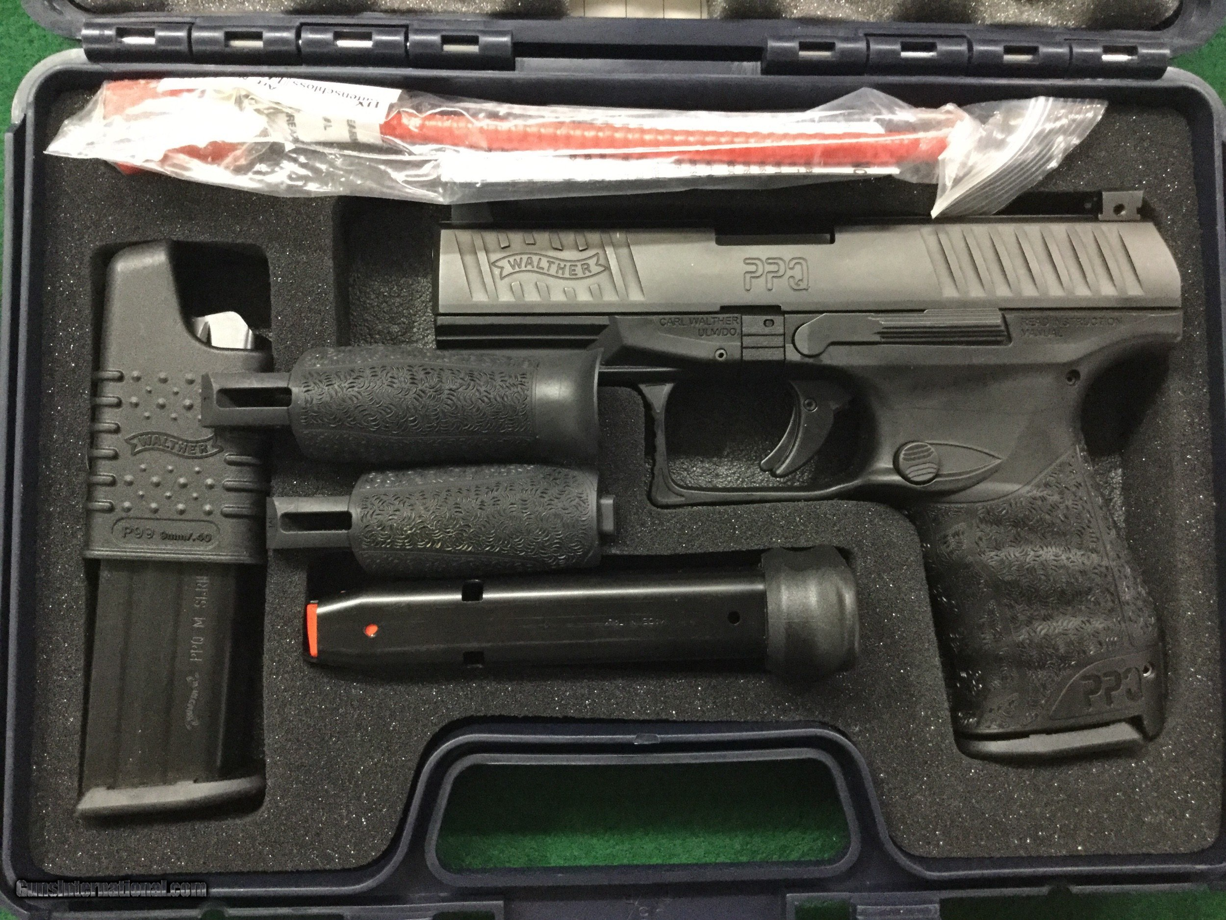Walther PPQ M2 9mm for sale
