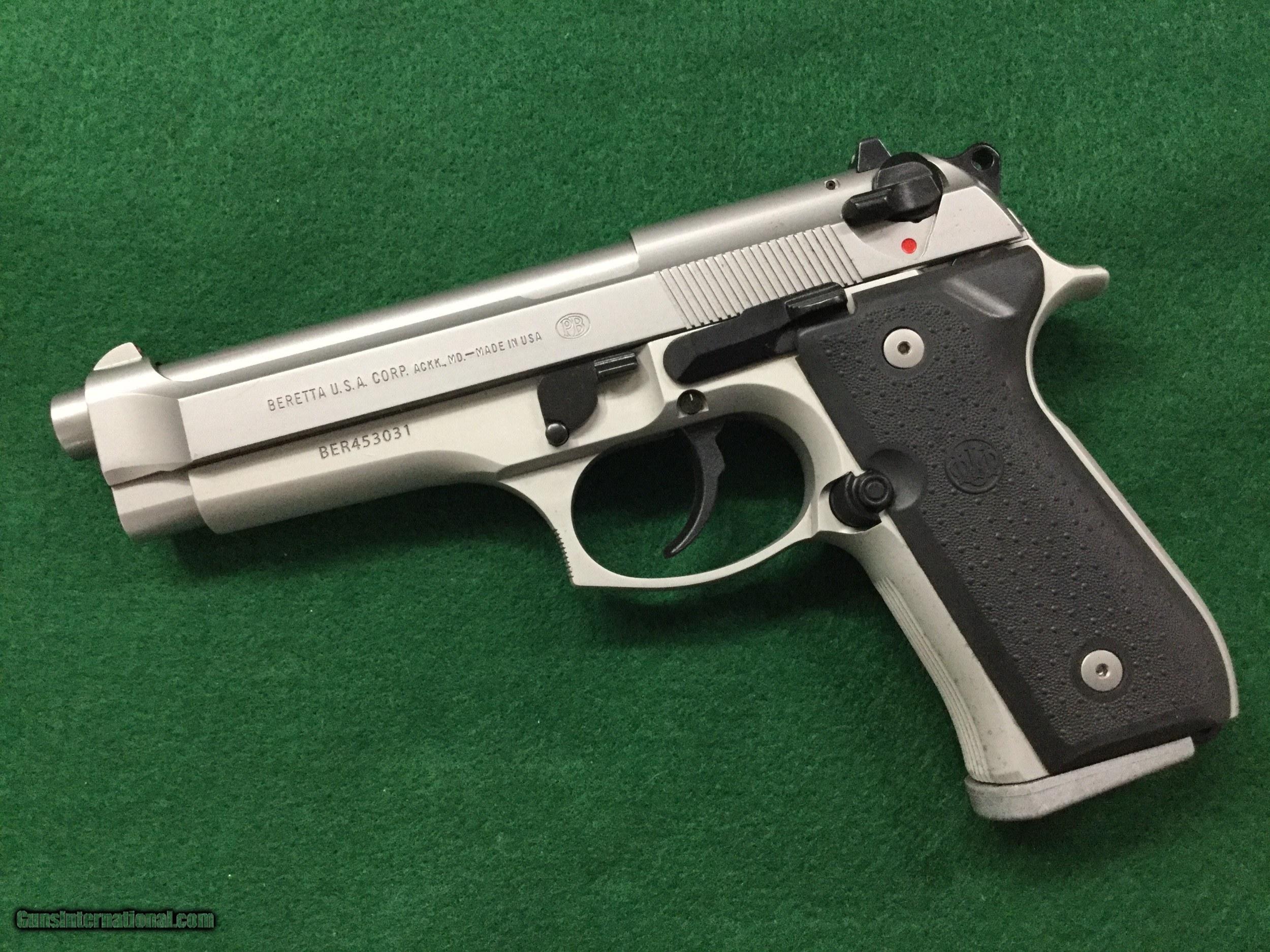Beretta 92FS INOX 9mm