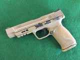 S&W M&P9 2.0 9mm FDE