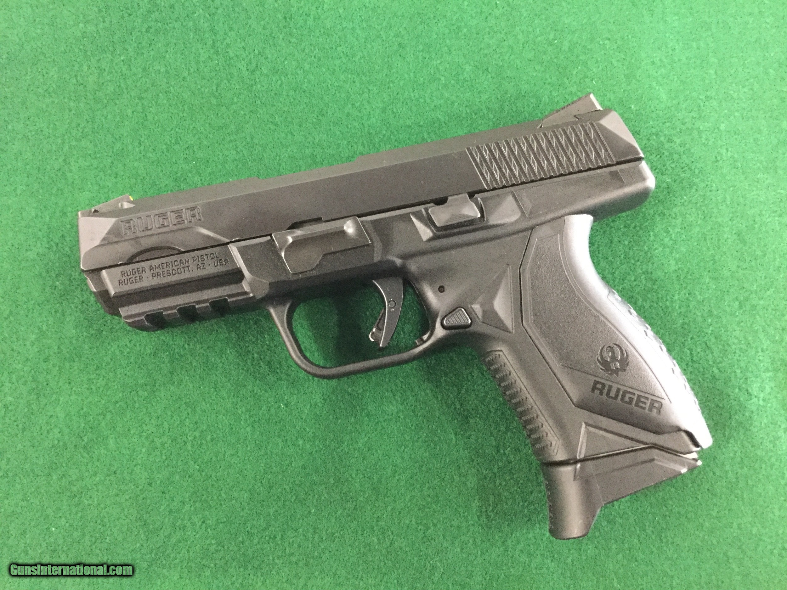 Ruger American Pro Compact 45acp