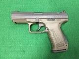 Walther P99 40s&w OD frame