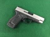 Springfield XDS 45acp Bi-tone