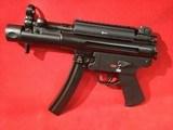 Heckler & Koch SP5K 9mmHK