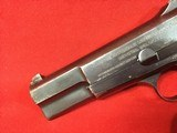 Fabrique Nationale FN High Power Type II 9mm - 12 of 14