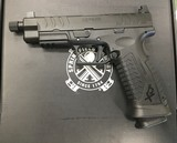 "Springfield Armory XDMET9459BHCOSP XD-M Elite OSP 9mm Luger 4.50"" TB 22+1"