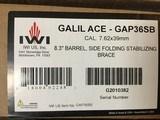 """IWI US GAP36SB Galil Ace Gen2 7.62x39mm 8.30"""" 30+1 SBA3 Pistol Stabilizing Brace - 3 of 6"""