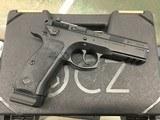 """CZ 91153 CZ 75 SP-01 Tactical 9mm Luger 4.60"""" 18+1 Black Black Steel Slide - 2 of 4"""