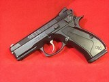 CZ 75 D Compact 9mm SDP - (CZ Custom Shop)
