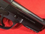 """Beretta USA J92CR921 92X Compact with Rail 9mm Luger 4.25"""" 13+1 (3) Black Bruniton Steel Slide Black Polymer Grip (USA Made) - 3 of 7"""