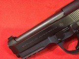 """Beretta USA J92CR921 92X Compact with Rail 9mm Luger 4.25"""" 13+1 (3) Black Bruniton Steel Slide Black Polymer Grip (USA Made) - 5 of 7"""