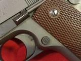Colt / Springfield 1911 45acpAugusta Arsenal Rework - 6 of 15