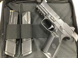 """FN 509 Tactical 9mm Luger 4.50"""" TB"""