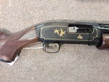 "Winchester Model 12, Gold Enlay, 20g, Imp Cyl, 2 3/4"", Vent Rib - 3 of 14"