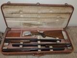Browning Superposed Lightning 3-Barrel Skeet Set With Case and Factory Letter.