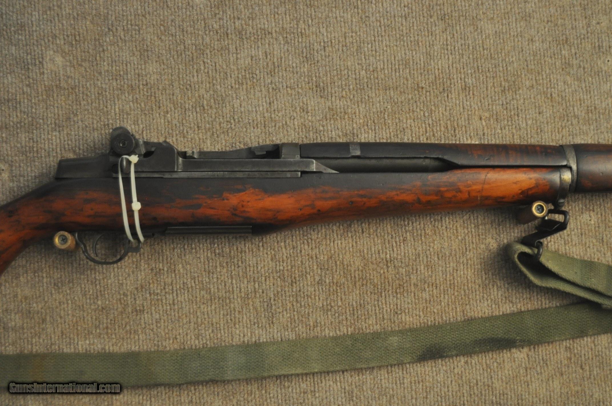 Beretta M1 Garand Rifle - Indonesion, VERY RARE! for sale