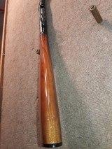 Winchester Model 42 Shotgun, C. Hunt Turner engraved - 14 of 15