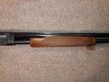 Winchester Model 42 Shotgun, C. Hunt Turner engraved - 4 of 15