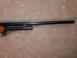 Winchester Model 42 Shotgun, C. Hunt Turner engraved - 3 of 15