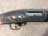 Winchester Model 42 Shotgun, C. Hunt Turner engraved
