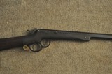 Frank Wesson Single Shot Rifle - 3 of 15