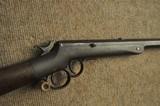 Frank Wesson Single Shot Rifle - 4 of 15