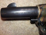 Colt .44 Sheriffs Model, New with original box and glass display case - 7 of 13
