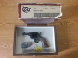 Colt .44 Sheriffs Model, New with original box and glass display case - 1 of 13