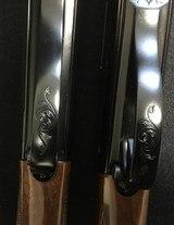 Remington 11-48 28ga Shotguns Consec SN Pair w/ Provenance Engraved by Bob Runge - 5 of 8