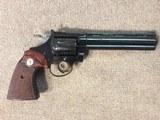 Colt Diamondback 22 Revolver
