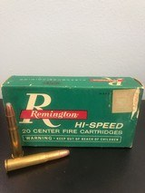Vintage Remington 32 Win. Special - 1 of 2