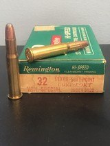 Vintage Remington 32 Win. Special - 2 of 2