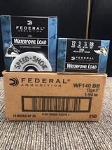 "12g Federal Steel Waterfowl Load, 3"", BB - 1 of 1"