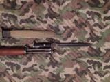 Springfield M1 Garand with Bayonet / Scabbard